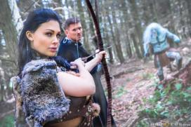 Aletta Ocean – Storm Of Kings XXX Parody: Part 3 Brazzers