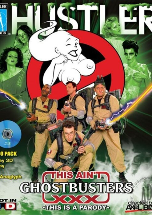 This Ain't Ghostbusters XXX 3D Parody