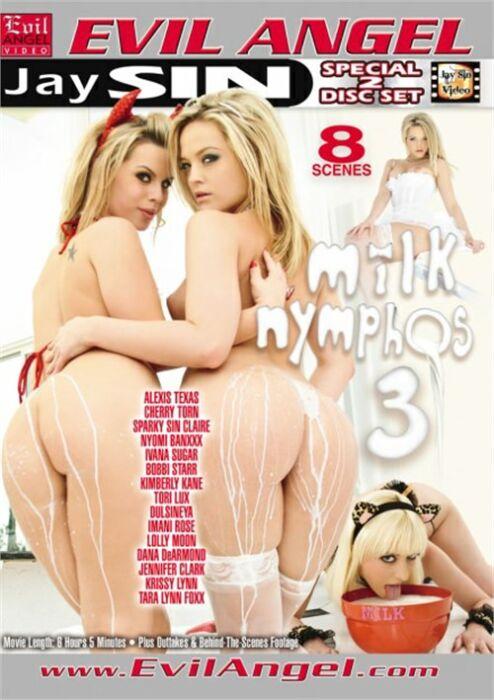 Milk Nymphos 3
