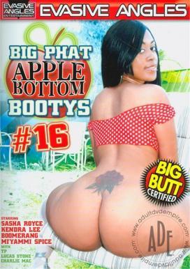 Big Phat Apple Bottom Bootys 16