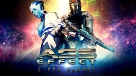 Rachel Starr Ass Effect: A XXX Parody