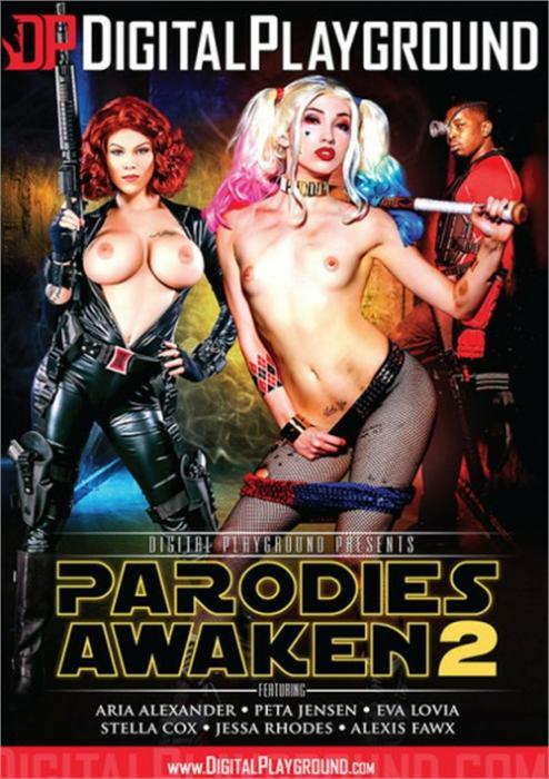 Parodies Awaken 2 Adult Porn Movie