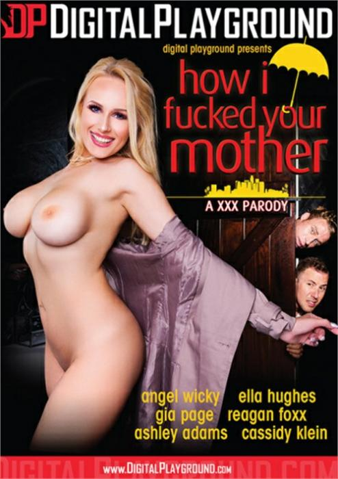 How I Fucked Your Mother A XXX Parody Porn DVD