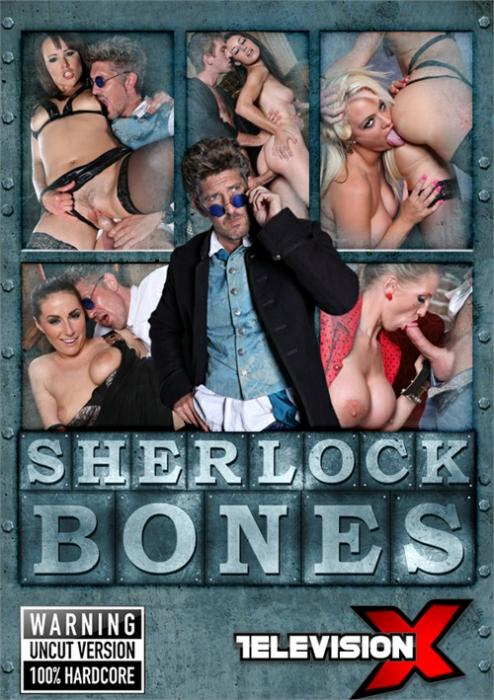Sherlock Bones Parody XXX DVD