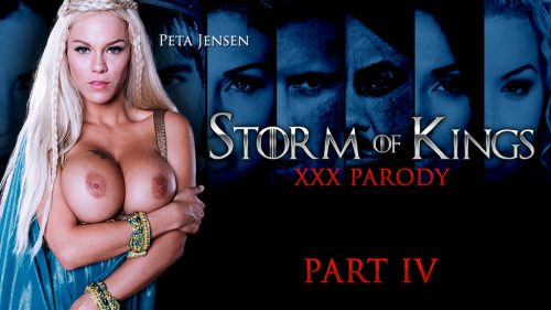 Storm Of Kings XXX Parody: Part 4 – Peta Jensen