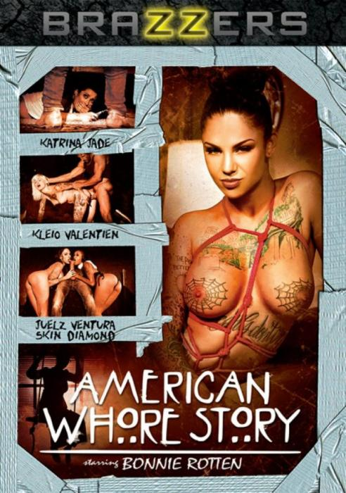 American Whore Story Porn Parody