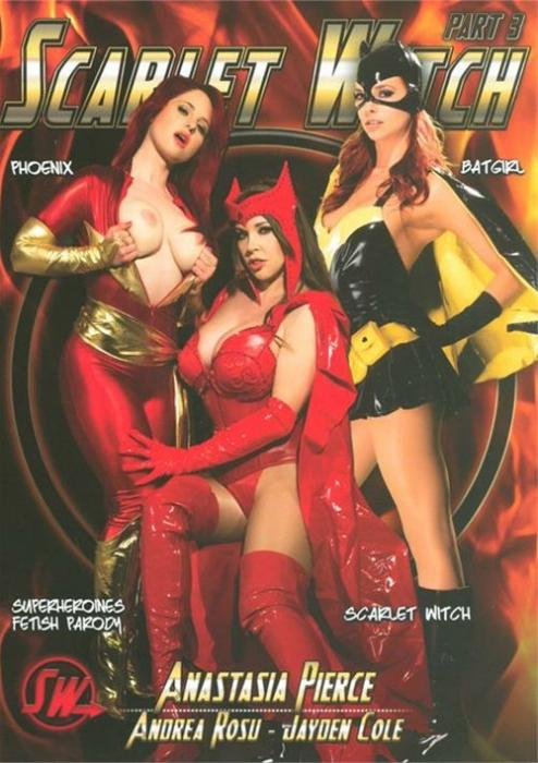Avengers scarlet witch a parody cosplay porn