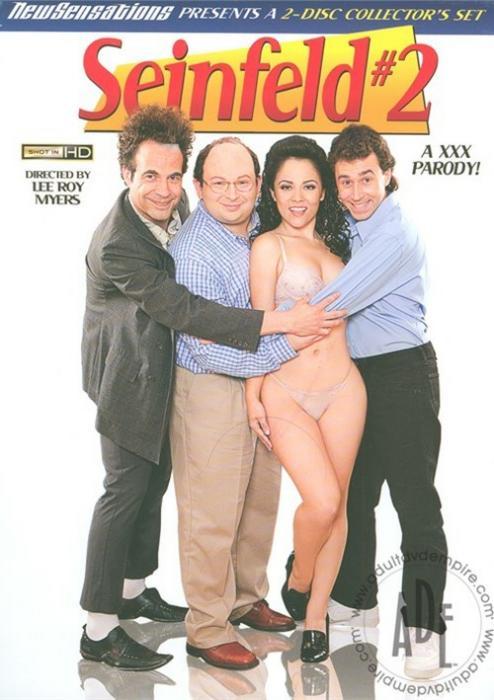 Seinfeld 2: A XXX Parody – Adult DVD