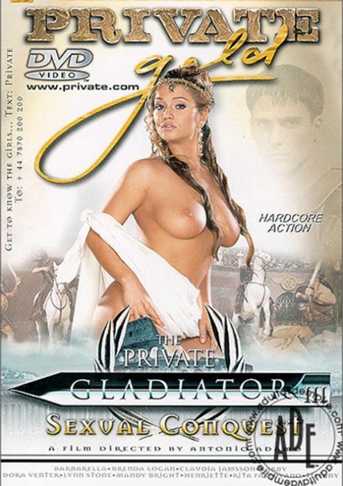 The Private Gladiator 3 XXX Parodies Private Gold #56