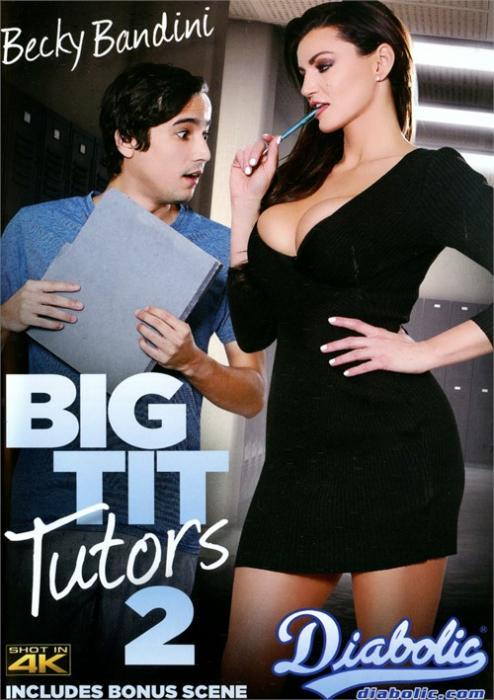 My tutor has big boobs Big Tit Tutors 2