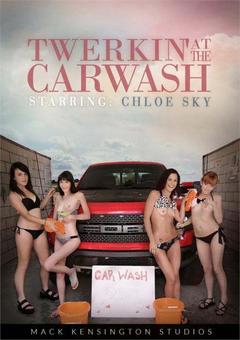 Twerkin at the Carwash