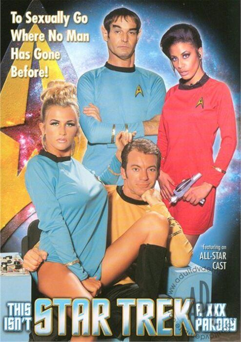 This Isn't Star Trek: A XXX Parody