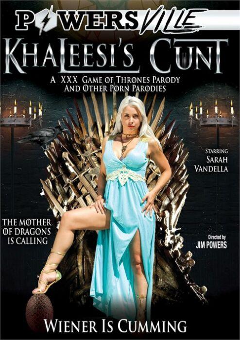 Khaleesi's Cunt A XXX Game Of Thrones Parody