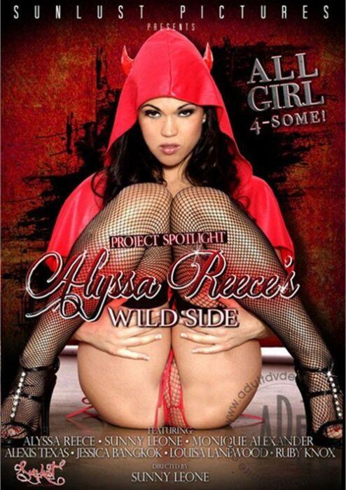 Alyssa Reece's Wild Side
