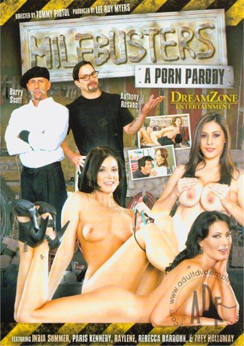 Milfbusters: A Porn Parody