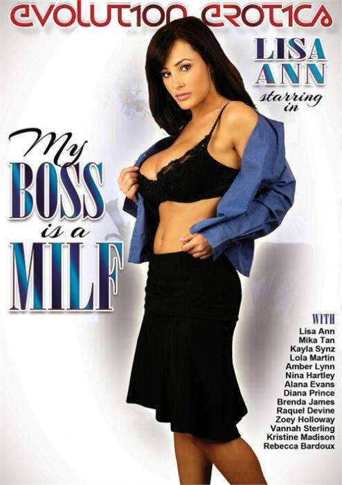 My Boss is a Milf