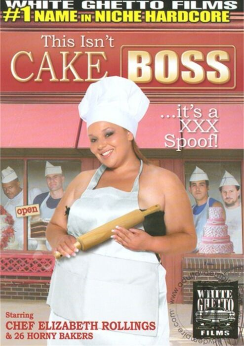 This Isn't Cake Boss… It's a XXX Spoof!