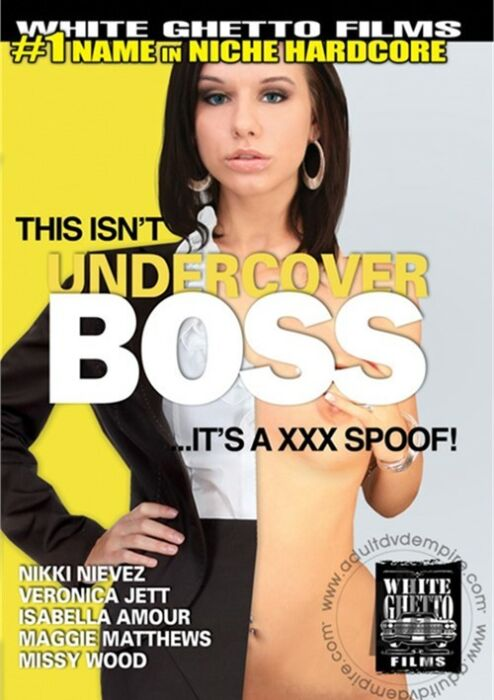 This Isn't Undercover Boss…It's A XXX Spoof!