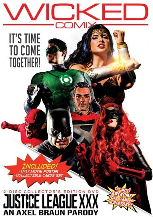 Justice League XXX: An Axel Braun Parody
