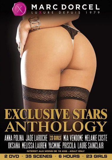 Exclusive Stars Anthology